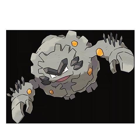 Pokémon graveler-alola