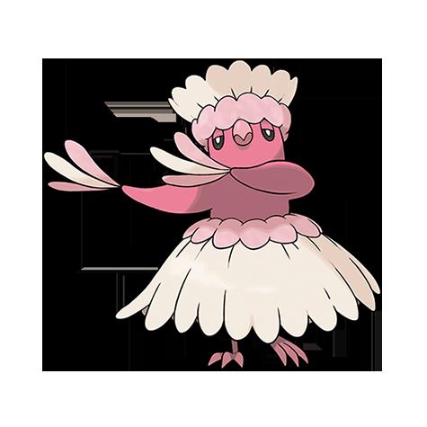 Pokémon oricorio-pau