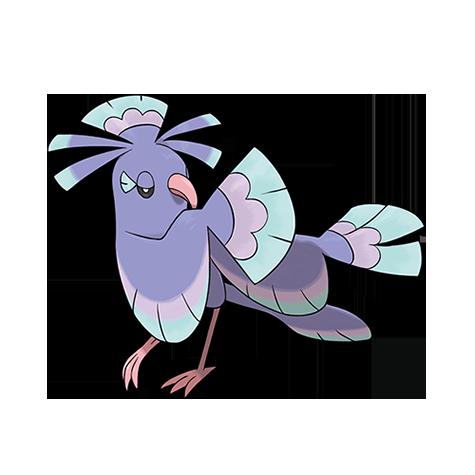 Pokémon oricorio-sensu