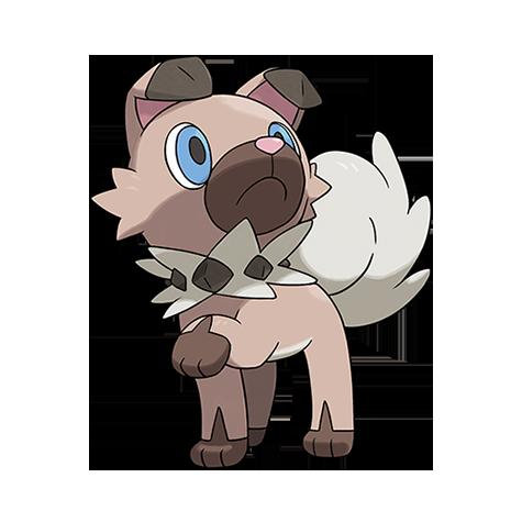 Pokémon rockruff-own-tempo