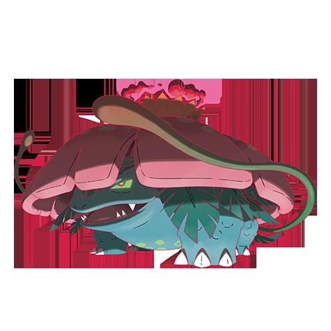Pokémon lapras-gmax