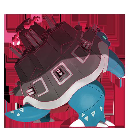 Pokémon snorlax-gmax