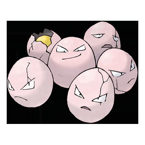 Pokémon exeggcute