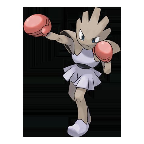 Pokémon hitmonchan