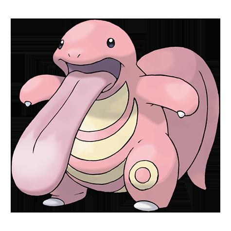 Pokémon lickitung