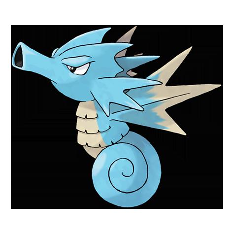 Pokémon seadra