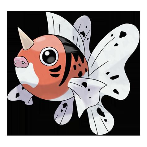Pokémon seaking