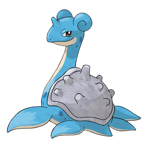 Pokémon lapras
