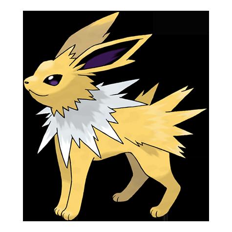 Pokémon jolteon