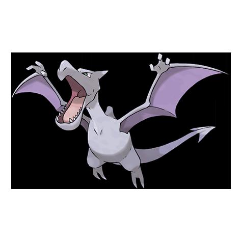 Pokémon aerodactyl