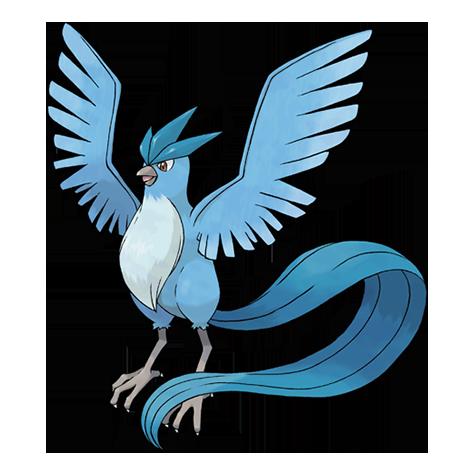 Pokémon articuno