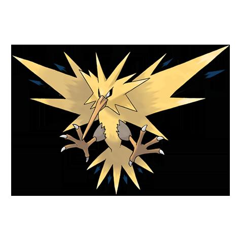 Pokémon zapdos