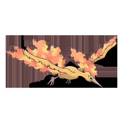 Pokémon moltres
