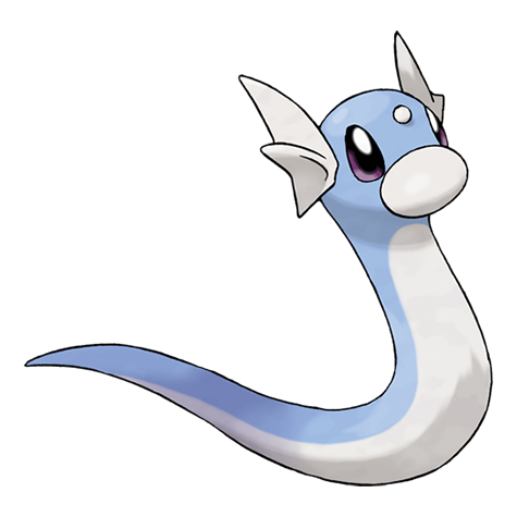 Pokémon dratini