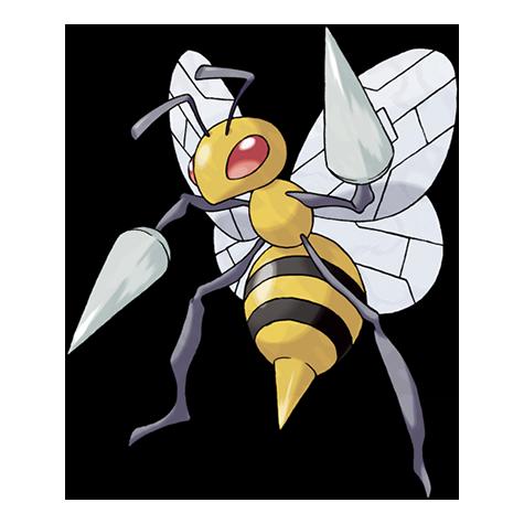 Pokémon beedrill