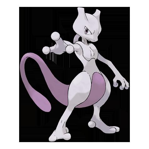 Pokémon mewtwo