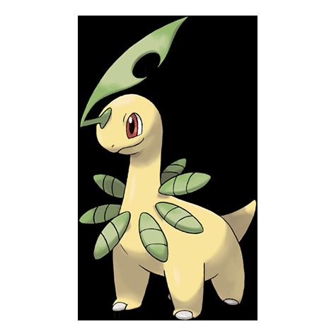 Pokémon bayleef