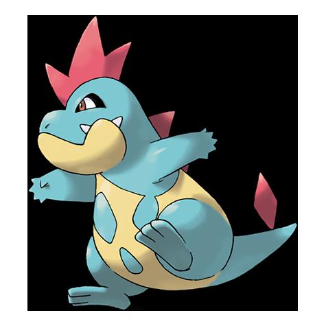 Pokémon croconaw