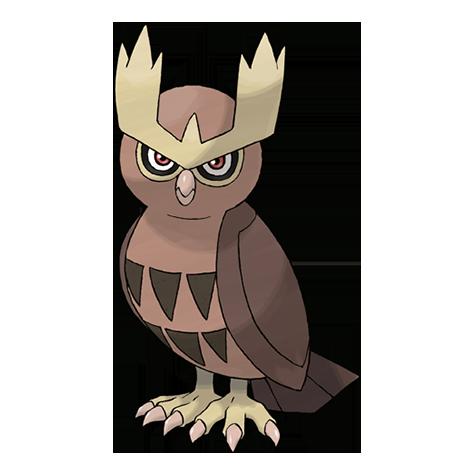 Pokémon noctowl