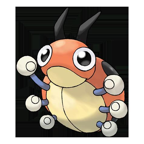 Pokémon ledyba