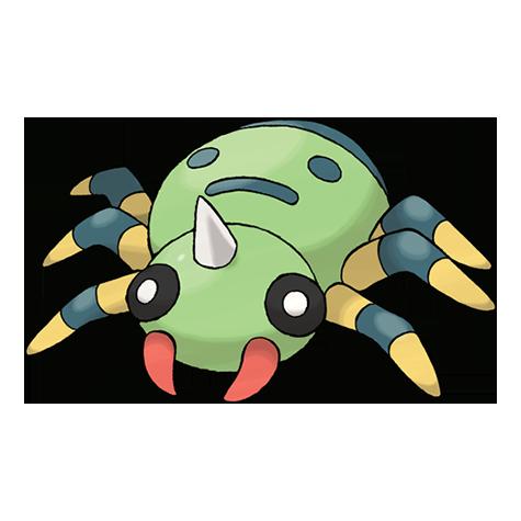 Pokémon spinarak