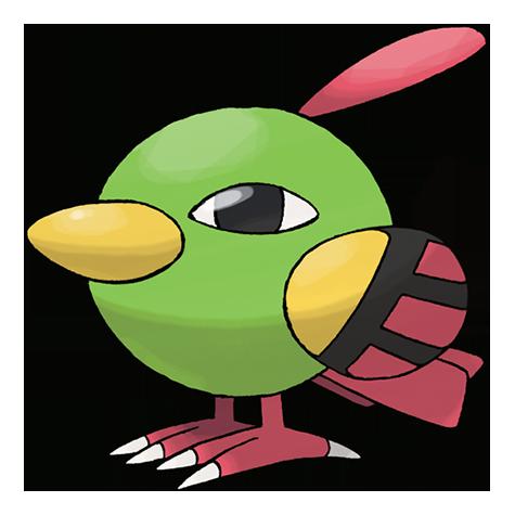 Pokémon natu