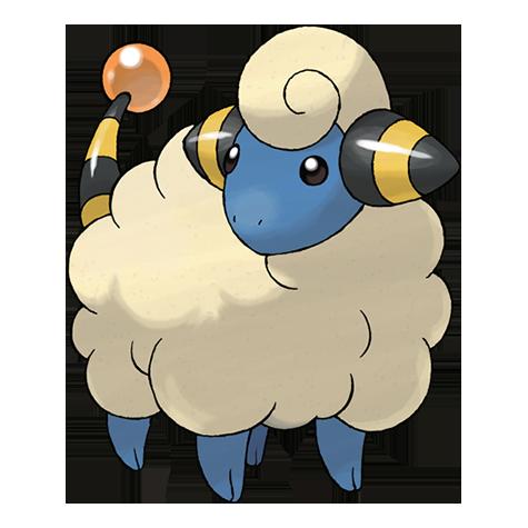 Pokémon mareep