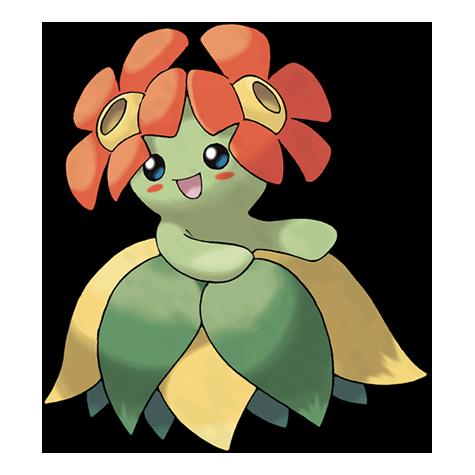 Pokémon bellossom