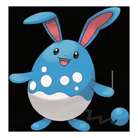 Pokémon azumarill