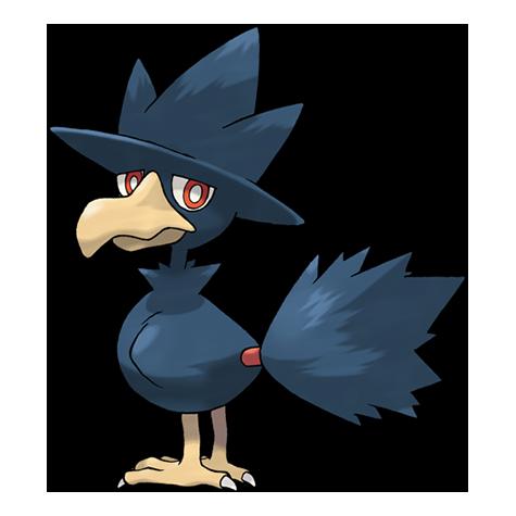 Pokémon murkrow