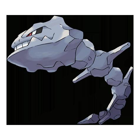 Pokémon steelix