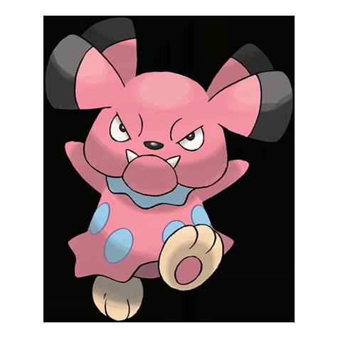 Pokémon snubbull