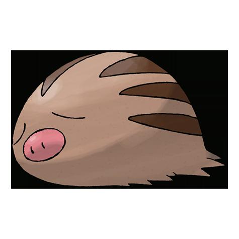 Pokémon swinub