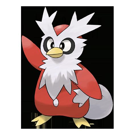 Pokémon delibird
