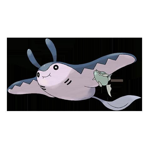 Pokémon mantine