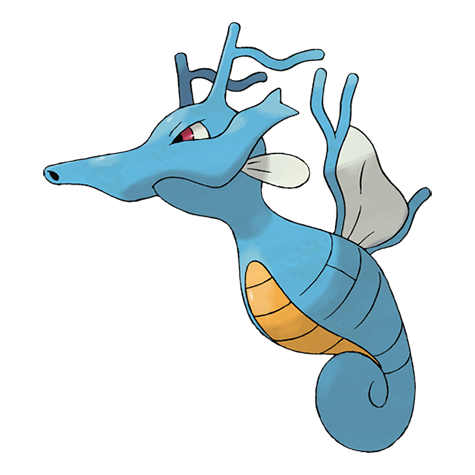 Pokémon kingdra