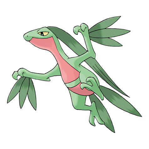 Pokémon grovyle