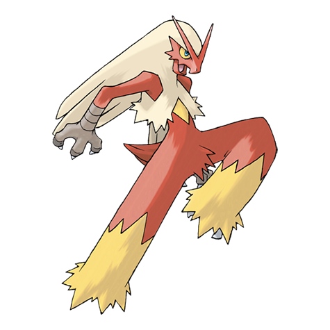 Pokémon blaziken