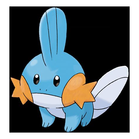 Pokémon mudkip
