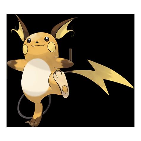 Pokémon raichu