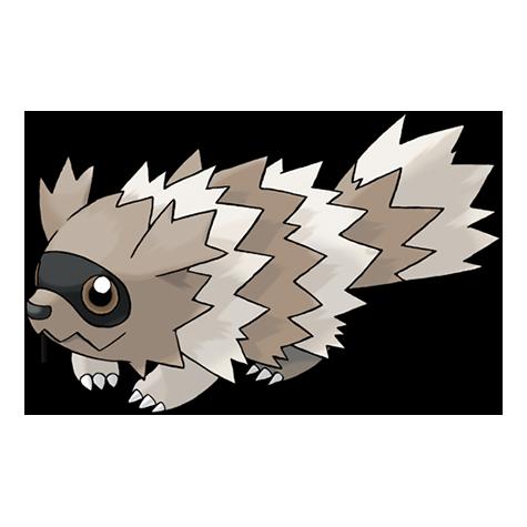 Pokémon zigzagoon