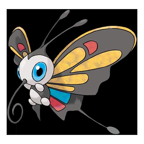 Pokémon beautifly