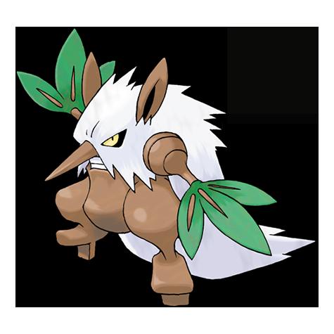 Pokémon shiftry