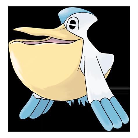 Pokémon pelipper