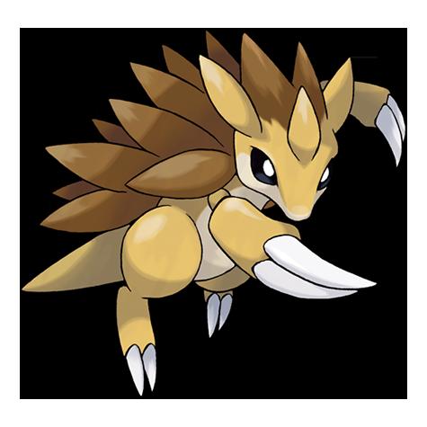 Pokémon sandslash