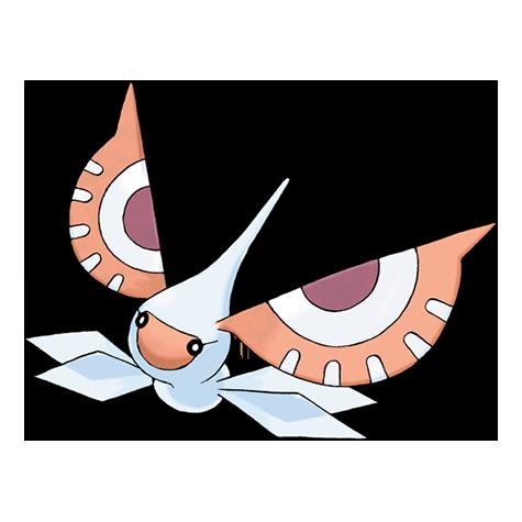 Pokémon masquerain