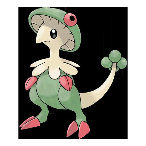 Pokémon breloom
