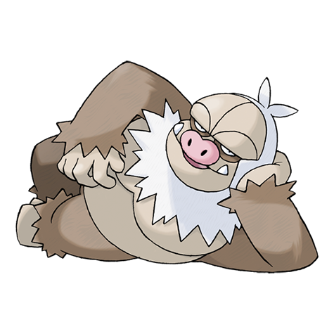 Pokémon slaking