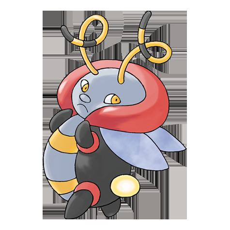 Pokémon volbeat