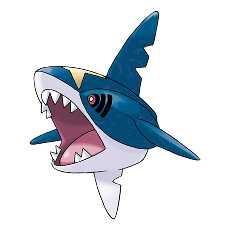 Pokémon sharpedo